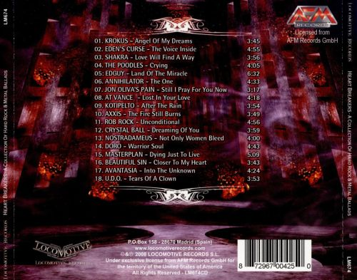 Heart Breakers: A Collection of Hard Rock