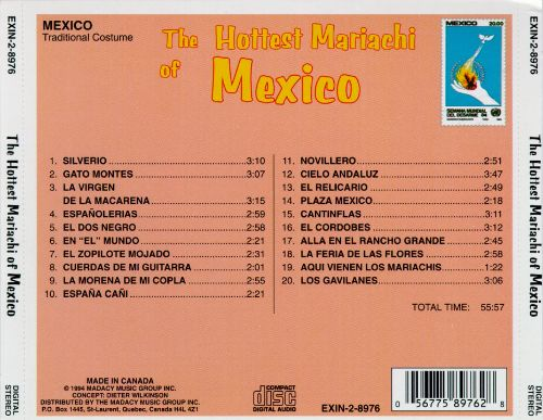 Marvelous Mariachis of Mexico