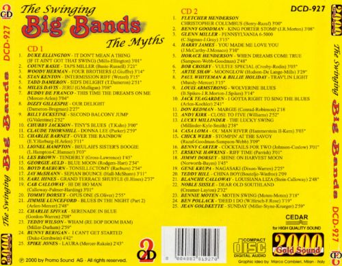The Swinging Big Bands: The Myths