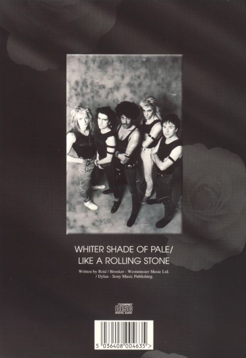 Whiter Shade of Pale/Like a Rolling Stone