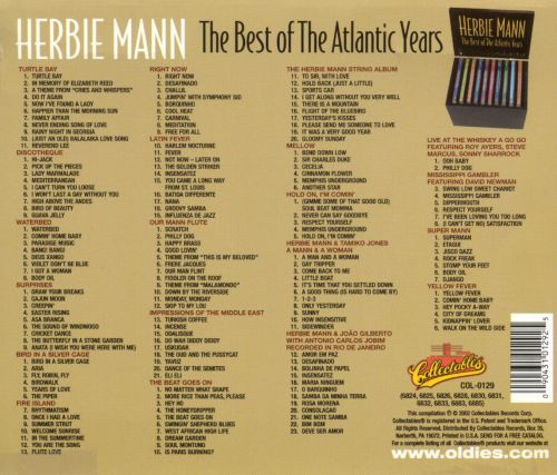 The Best of the Atlantic Years