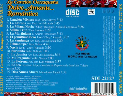 Song of the Oaxaca