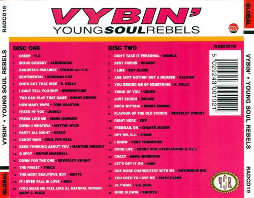 Vybin' Young Soul Rebels