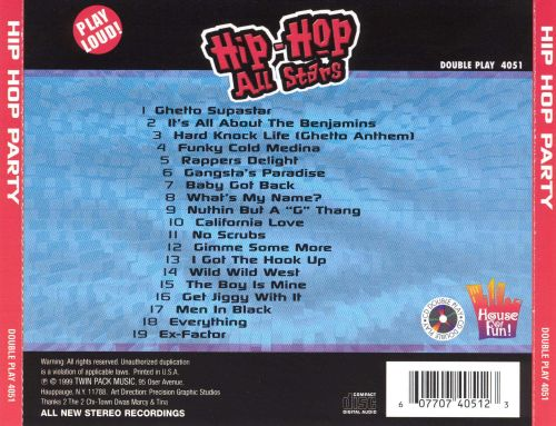 Hip Hop Party [Double Play]