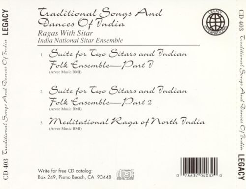 Traditional Songs & Dances of India