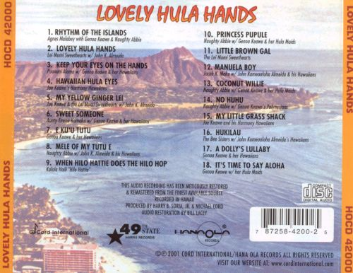 Lovely Hula Hands