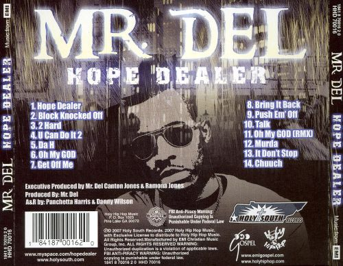 Hope Dealer Mr Del Songs Reviews Credits Allmusic