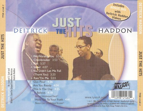 Just the Hits [CD & DVD]
