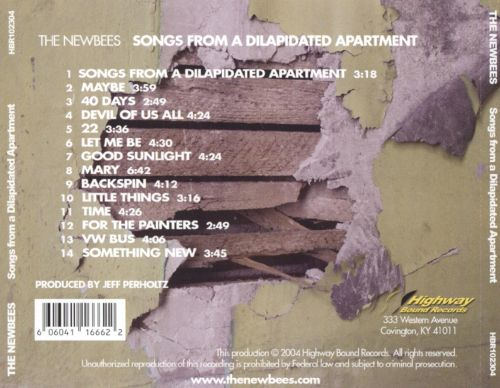 Songs from a Dilapidated Apartment