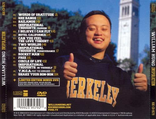 ... inspiration william hung songs reviews credits allmusic william hung christmas ...