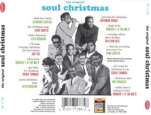 The Original Soul Christmas - Various Artists | Songs, Reviews ...
