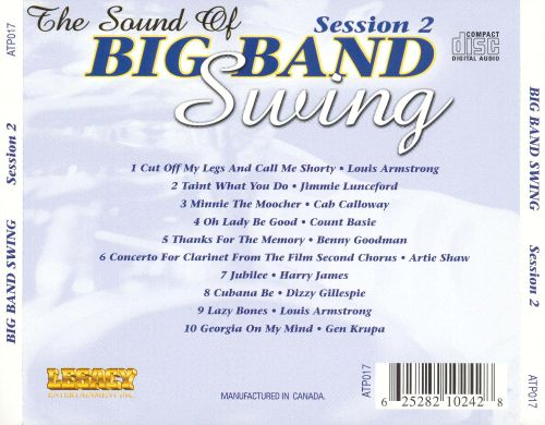 The Sound of Big Band Swing, Vol. 2