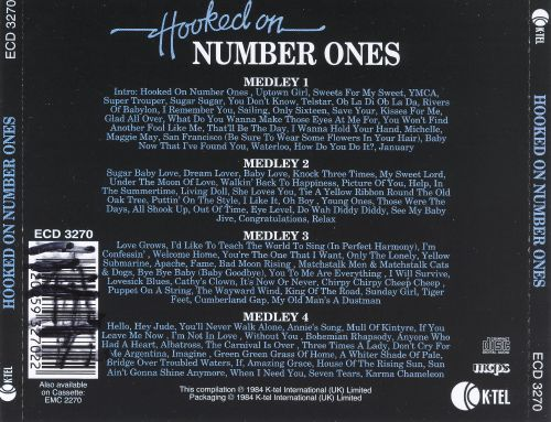 Hooked on Number Ones