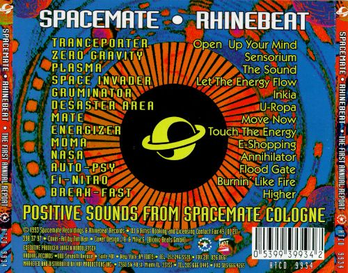 Spacemate and Rhinebeat: The First Annual Report