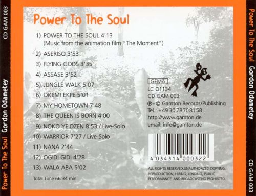 Power to the Soul