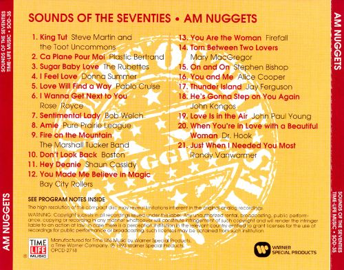 Sounds of the Seventies: AM Nuggets