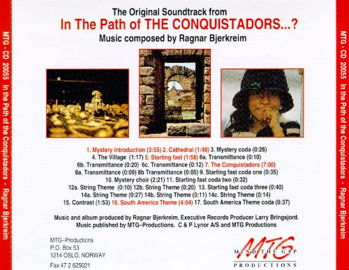 In the Path of the Conquistadors