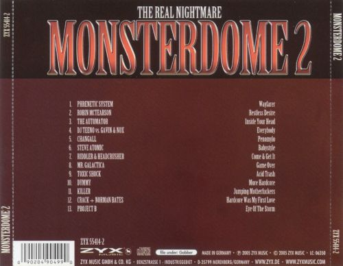Monsterdome, Vol. 2