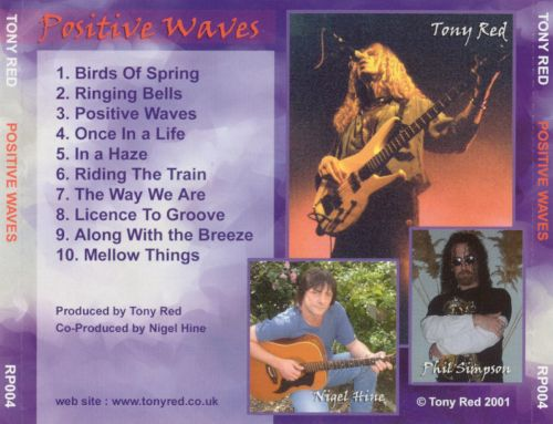 Positive Waves by Tony Red