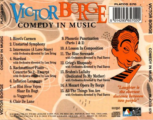 Comedy in Music [Prism]