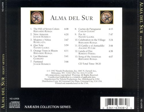 Alma del Sur: Music of South America