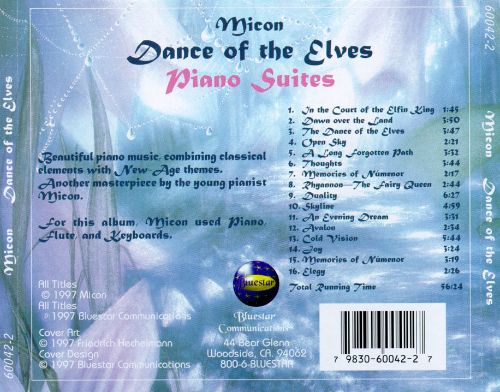 Dance of the Elves [Piano Suites]