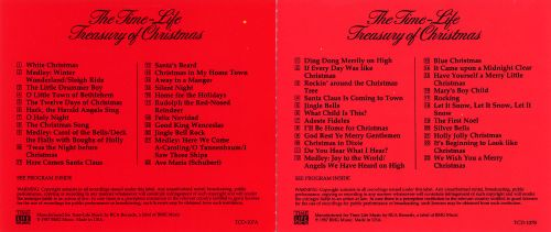 The Time-Life Treasury of Christmas - Various Artists | Songs ...