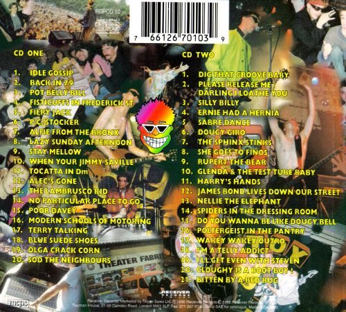 The History 1979-1996