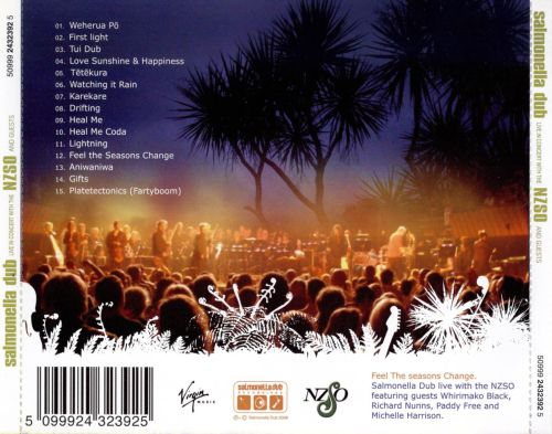 Feel the Seasons Change: Live with the NZSO