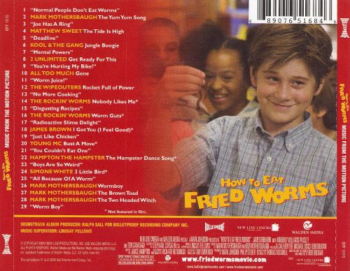 How to eat fried worms original soundtrack songs reviews how to eat fried worms how to eat fried worms ccuart Choice Image