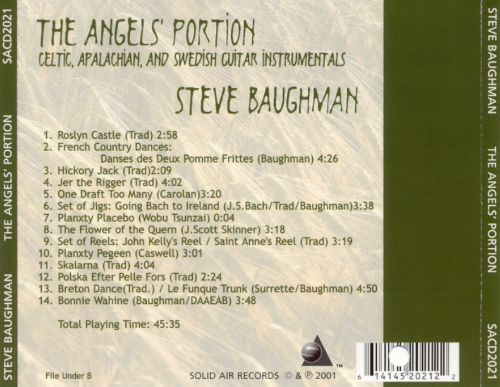 The Angels Portion