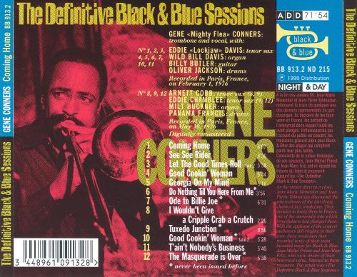 The Definitive Black & Blue Sessions: Coming Home