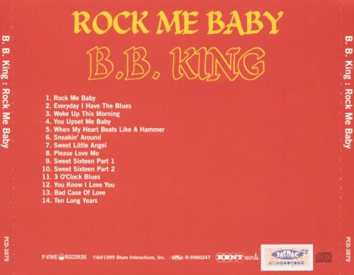 Rock Me Baby: 14 Great Hits
