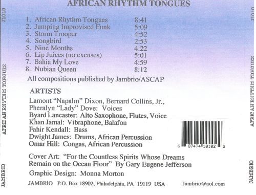 African Rhythm Tongues