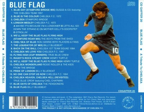 Blue Flag: A Tribute to Chelsea