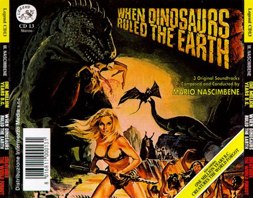 One Million Years B.C./When Dinosaurs Ruled the Earth/Creatures the World Forgot