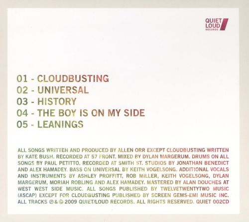 The Cloudbusting EP