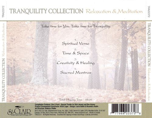 Tranquility Collection: Relaxation and Meditation
