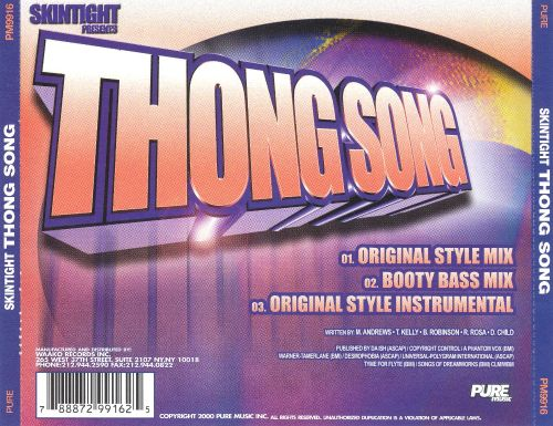 Thong Song [Single]