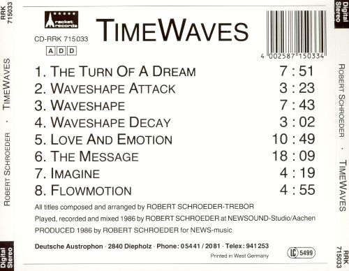 Time Waves