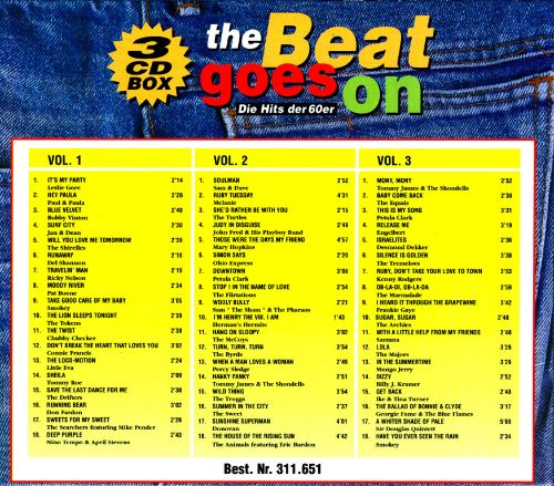 Beat Goes On [Rivie're]