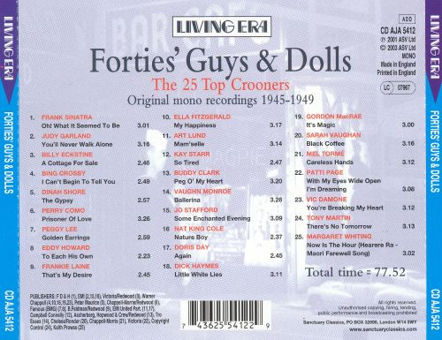 Forties' Guys & Dolls