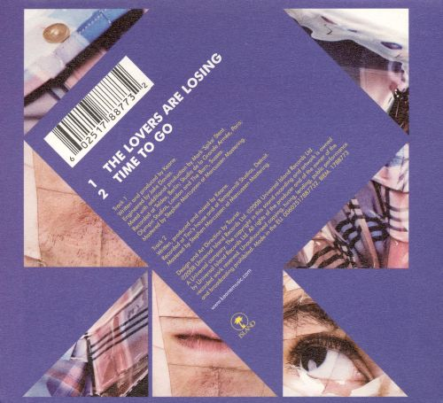 Lovers Are Losing [2 Tracks]