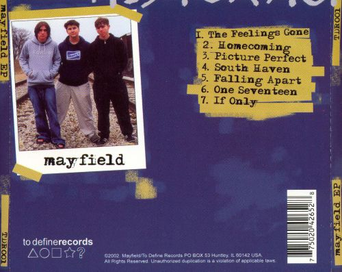Mayfield EP