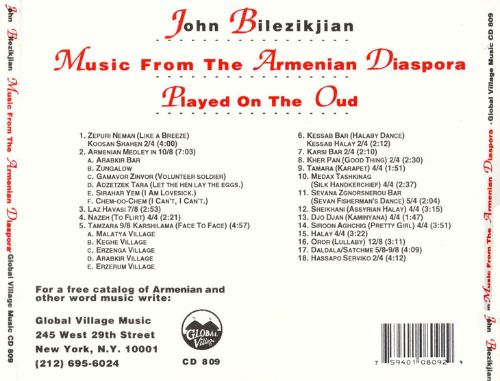 Music from the Armenian Village