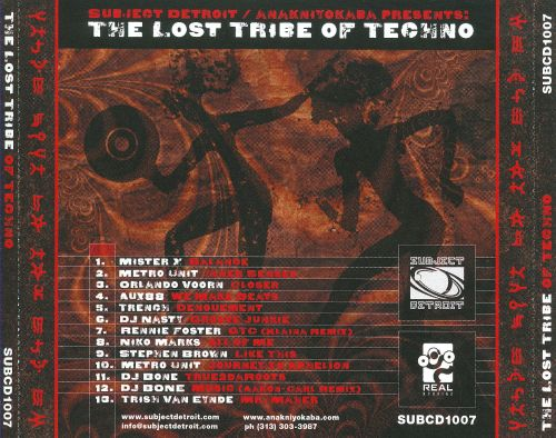 Lost Tribe of Techno