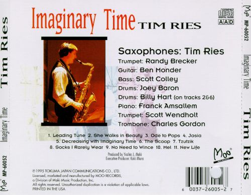 Imaginary Time