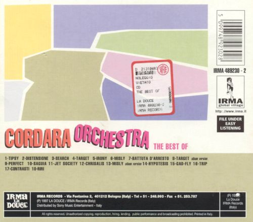 The Best of the Cordara Orchestra