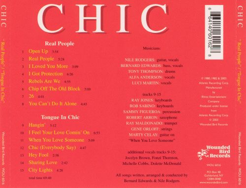 Real People/Tongue in Chic
