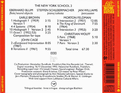 New York School, Vol. 2